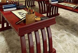 课桌实木桌腿
