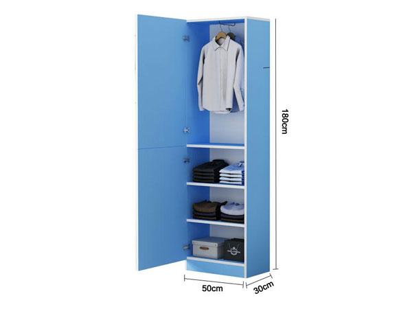 学生公寓衣柜尺寸