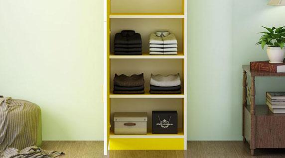 学生宿舍衣柜空间设计