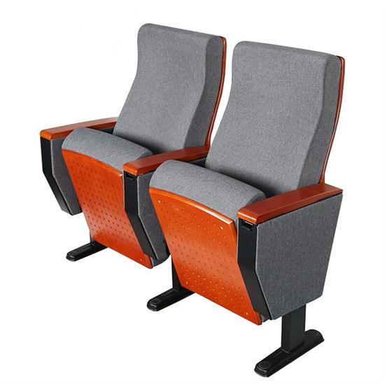 报告厅礼堂椅连排 钢制礼堂椅阶梯教室