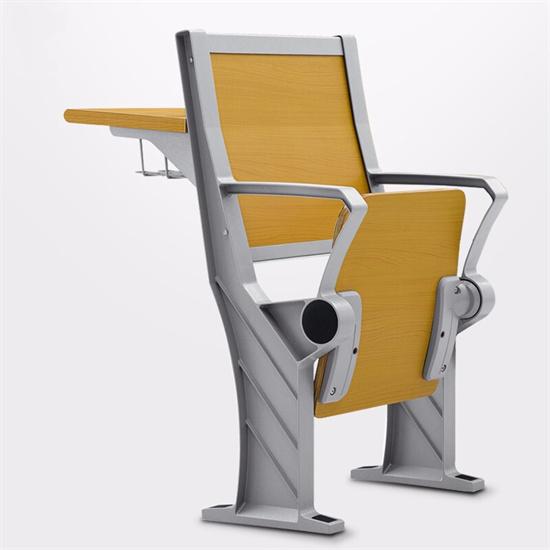 学生多媒体教室桌椅联排 铝合金多媒体教室桌椅