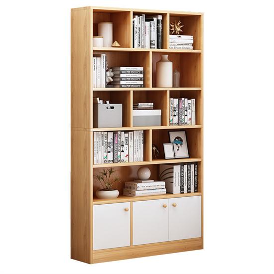 学校展示柜手工作品 培训机构展示柜书柜美术