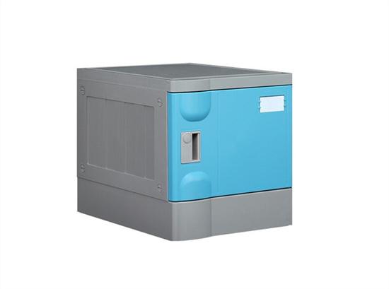 学校书包柜可组合带锁 abs塑料书包柜存包柜