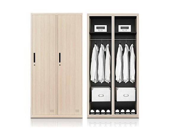 大学寝室衣柜更衣柜 木质衣柜储物柜学生