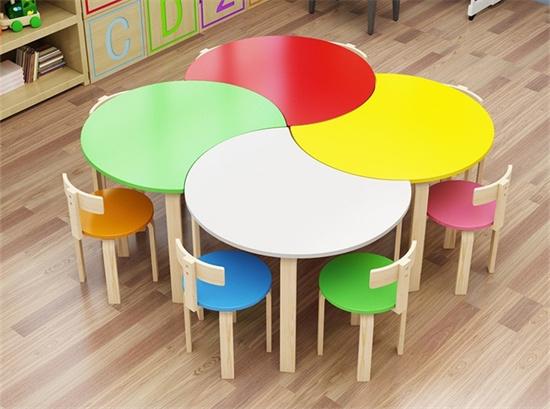 学生心理咨询桌实木 咨询室心理咨询桌辅导桌