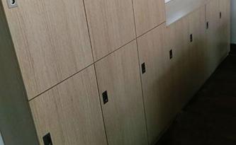 办公室木质文件柜-品源学校家具定制