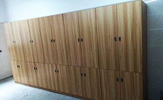 体育器材室更衣柜-品源学校家具定制
