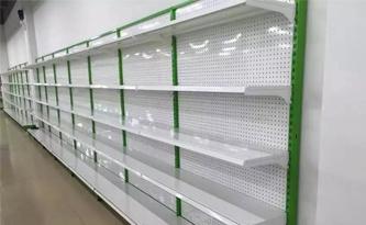 300平米超市货架摆放_300平米超市货架摆放图-品源超市货架