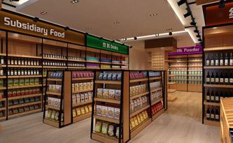 上海松江區上海超市貨架生產廠家