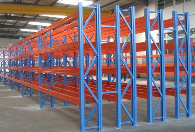 重型仓储货架_重型仓储货架定做-品源上海重型仓