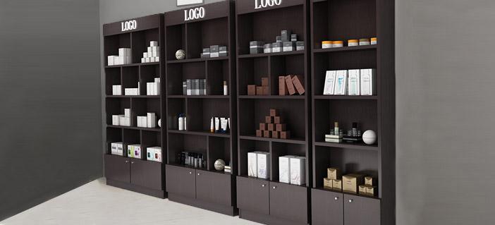 上海化妆品展柜定制_上海化妆品展柜定做-品源上海化妆品展柜定做