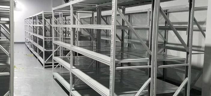 中型层板货架特点