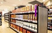 上海化妆品展柜