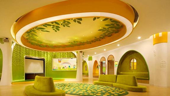 游玩区方室设计