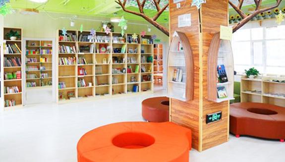 图书室方室设计