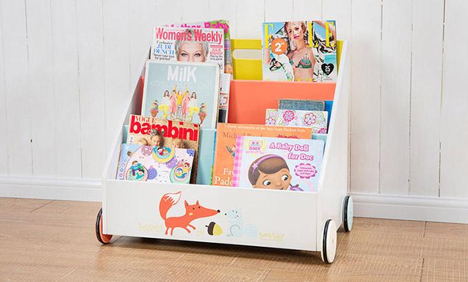 幼儿园移动柜—幼儿园移动柜定制