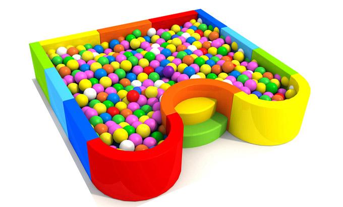 儿童海洋球池-幼儿园玩具海洋球池-海洋球池早教