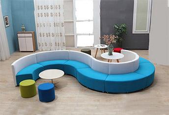 办公室休闲沙发