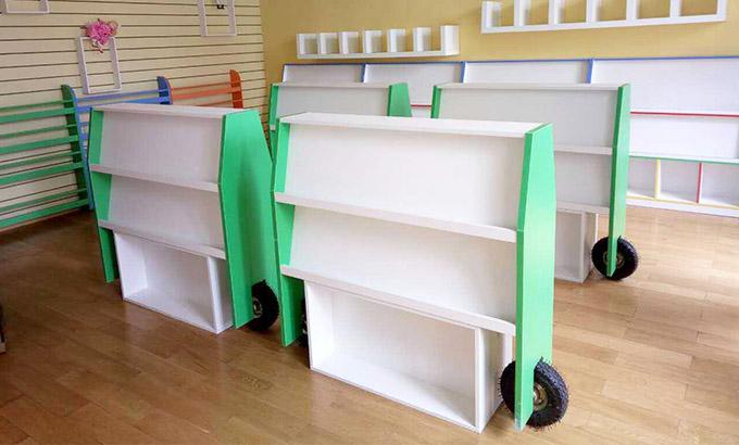 幼儿园柜子-组合柜子幼儿园