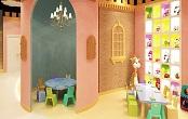 幼儿园软包墙,幼儿园软包墙面图片