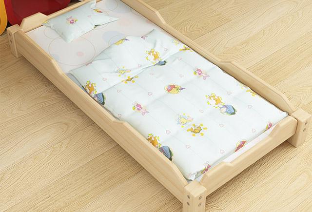 幼儿园儿童床