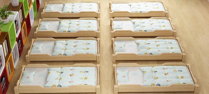 幼儿园儿童单人床
