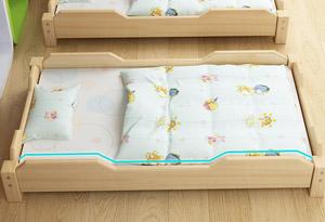 幼儿园儿童床铺板