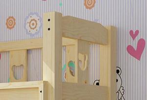 幼儿园上下小床床头设计