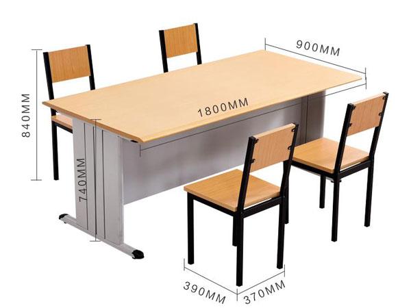 图书馆阅览桌尺寸