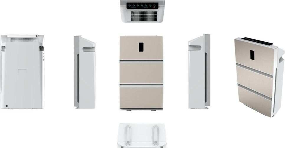 空气净化器滤网-智美优品空气净化器