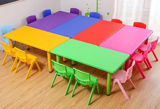 儿童桌椅—早教中心桌椅—早教儿童桌椅
