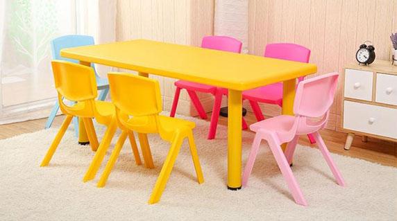早教中心桌椅子功能