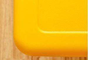 早教儿童桌椅圆角设计