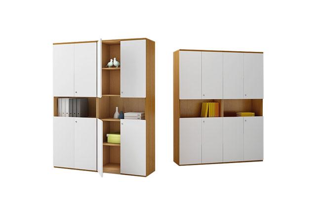 板式木质文件柜—办公室木质文件柜—木质办公