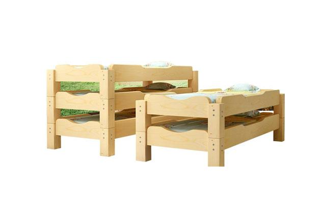 幼兒園小班床—幼兒園小床