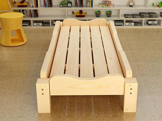 幼儿园小班床样式
