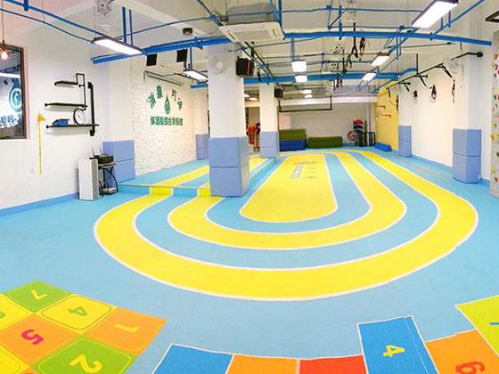 幼儿园教室地垫样式