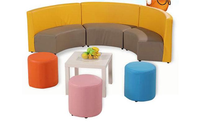 兒童沙發凳—幼兒園坐凳