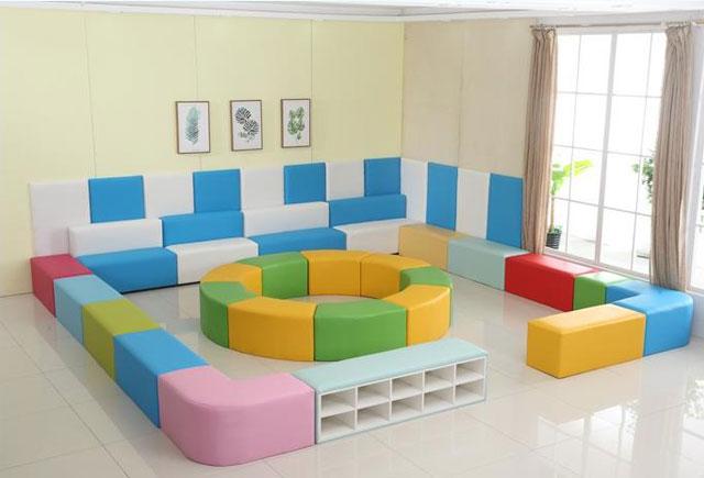 幼儿园鞋柜—幼儿园卡通鞋柜