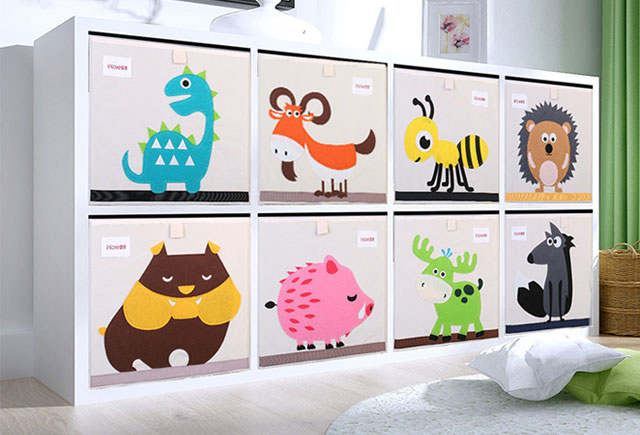 上海奉贤区幼儿园室外儿童储物柜