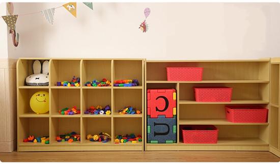 幼儿园区域柜隔断柜 幼儿园区域柜组合柜装饰柜