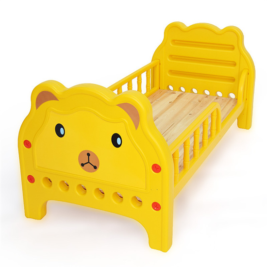 幼儿园儿童午休床午睡床 幼儿园午休床幼儿睡床木板床