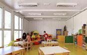 上海浦东新区幼儿园墙体软包