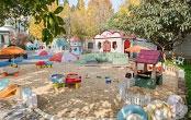 上海嘉定区早教教室软包装修图片
