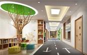 上海徐汇区幼儿园文件档案柜陈列