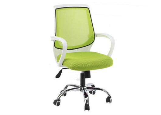绿色网布转椅 员工转椅 HYY039
