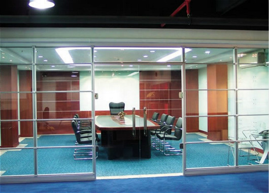 上海玻璃隔断 会议室隔断墙 WGGP