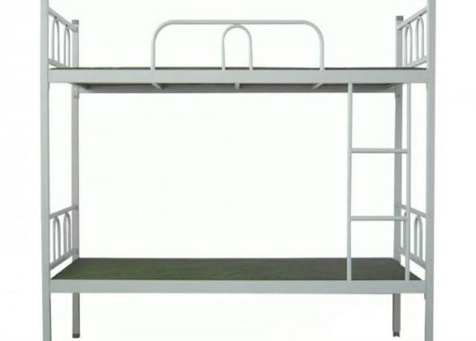 双层床上下铺学生宿舍床 铁艺上