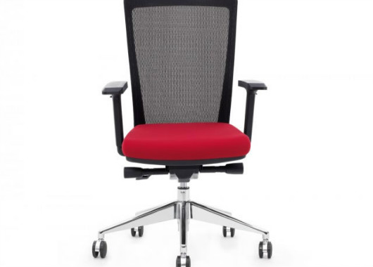 电脑旋转椅 网布会议椅 HYY034
