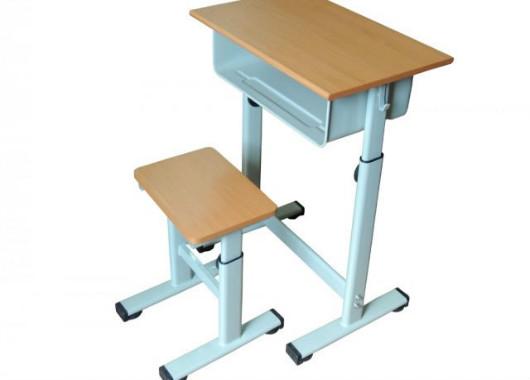 中小学生课桌椅 单人课桌 KZY150906